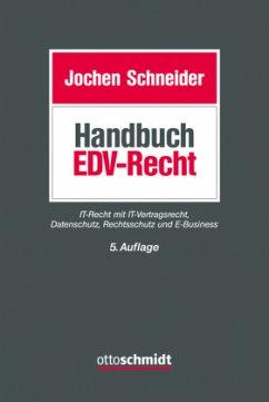 Handbuch EDV-Recht