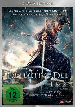 Detective Dee 1 & 2 (2 Discs)