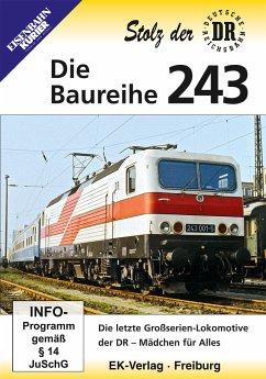 Stolz der Reichsbahn: Die Baureihe 243, 1 DVD