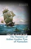 The Narrative of Arthur Gordon Pym of Nantucket (Collins Classics) (eBook, ePUB)