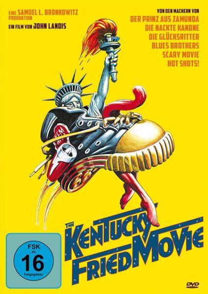 kentucky fried movie auf dvd portofrei bei b. Black Bedroom Furniture Sets. Home Design Ideas