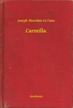 Carmilla (eBook, ePUB) - Joseph, Sheridan Le Fanu