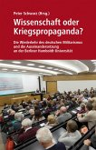 Wissenschaft oder Kriegspropaganda? (eBook, PDF)