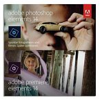 Adobe Photoshop & Premiere Elements 14, DVD-ROM