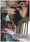 Adobe Photoshop & Premiere Elements 14, Upgrade, DVD-ROM