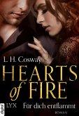Hearts of Fire - Für dich entflammt / Six of Hearts Bd.2 (eBook, ePUB)