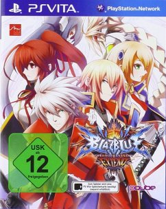 BlazBlue: Chrono Phantasma Extend (PlayStation ...