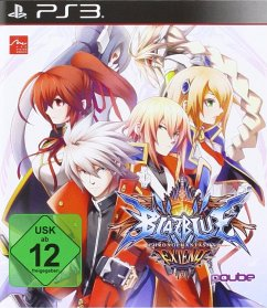 BlazBlue Chrono Phantasma Extend (PlayStation 3)
