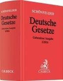 Deutsche Gesetze Gebundene Ausgabe I/2016