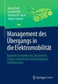 Management des Übergangs in die Elektromobilität (eBook, PDF)