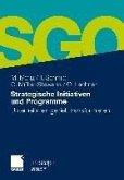 Strategische Initiativen und Programme (eBook, PDF)