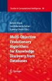 Multi-Objective Evolutionary Algorithms for Knowledge Discovery from Databases (eBook, PDF)