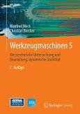 Werkzeugmaschinen 5 (eBook, PDF)