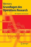 Grundlagen des Operations Research (eBook, PDF)