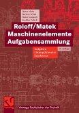 Roloff/Matek Maschinenelemente Aufgabensammlung (eBook, PDF)