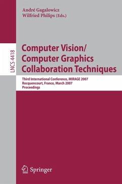 Computer Vision/Computer Graphics Collaboration Techniques (eBook, PDF)
