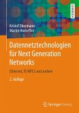 Datennetztechnologien für Next Generation Networks (eBook, PDF)