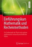 Einführungskurs Mathematik und Rechenmethoden (eBook, PDF)