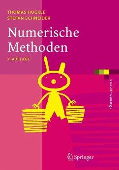 Numerische Methoden (eBook, PDF) - Huckle, Thomas; Schneider, Stefan