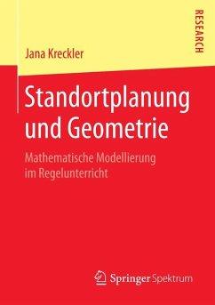 Standortplanung und Geometrie (eBook, PDF) - Kreckler, Jana