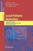 Local Pattern Detection (eBook, PDF)
