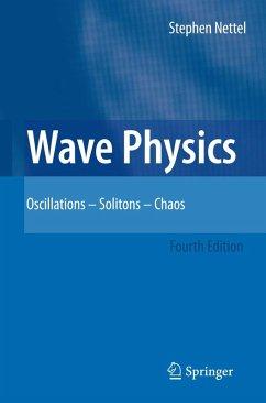 Wave Physics (eBook, PDF) - Nettel, Stephen