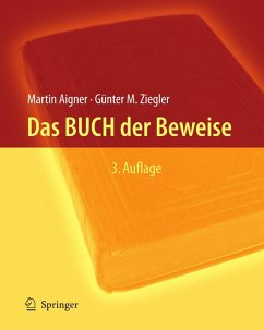 Das BUCH der Beweise (eBook, PDF) - Aigner, Martin; Ziegler, Günter M.