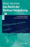 Das Recht der Berliner Verwaltung (eBook, PDF)