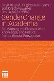 Gender Change in Academia (eBook, PDF)