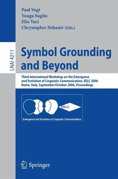 Symbol Grounding and Beyond (eBook, PDF)