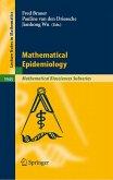 Mathematical Epidemiology (eBook, PDF)