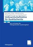 Volkswirtschaftslehre für Bankfachwirte (eBook, PDF)