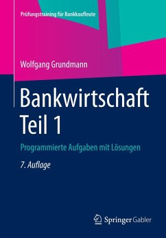 Bankwirtschaft Teil 1 (eBook, PDF) - Grundmann, Wolfgang