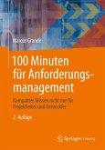 100 Minuten für Anforderungsmanagement (eBook, PDF)