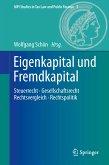 Eigenkapital und Fremdkapital (eBook, PDF)