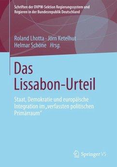 Das Lissabon-Urteil (eBook, PDF)