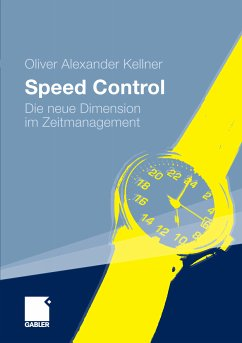 Speed Control (eBook, PDF) - Kellner, Oliver Alexander