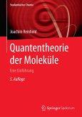 Quantentheorie der Moleküle (eBook, PDF)