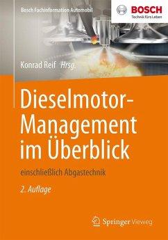 Dieselmotor-Management im Überblick (eBook, PDF)