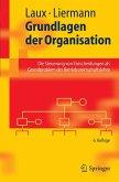 Grundlagen der Organisation (eBook, PDF)