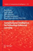 Computational Intelligence for Technology Enhanced Learning (eBook, PDF)