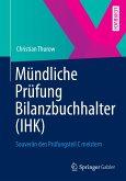 Mündliche Prüfung Bilanzbuchhalter (IHK) (eBook, PDF)
