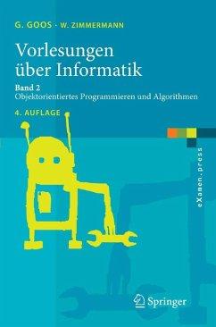 Vorlesungen über Informatik (eBook, PDF) - Zimmermann, Wolf; Goos, Gerhard