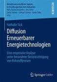 Diffusion Erneuerbarer Energietechnologien (eBook, PDF)
