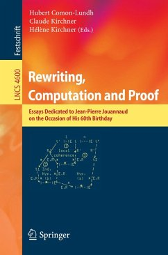Rewriting, Computation and Proof (eBook, PDF)