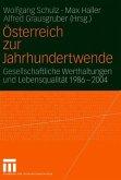Österreich zur Jahrhundertwende (eBook, PDF)