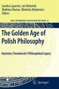 The Golden Age of Polish Philosophy (eBook, PDF)