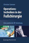 Operationstechniken in der Fußchirurgie (eBook, PDF)