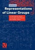Representations of Linear Groups (eBook, PDF)