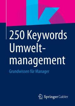 250 Keywords Umweltmanagement (eBook, PDF)